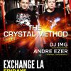 The Crystal Method To Play Free Show, Tonight, At Los Angeles Venue The Exchange
