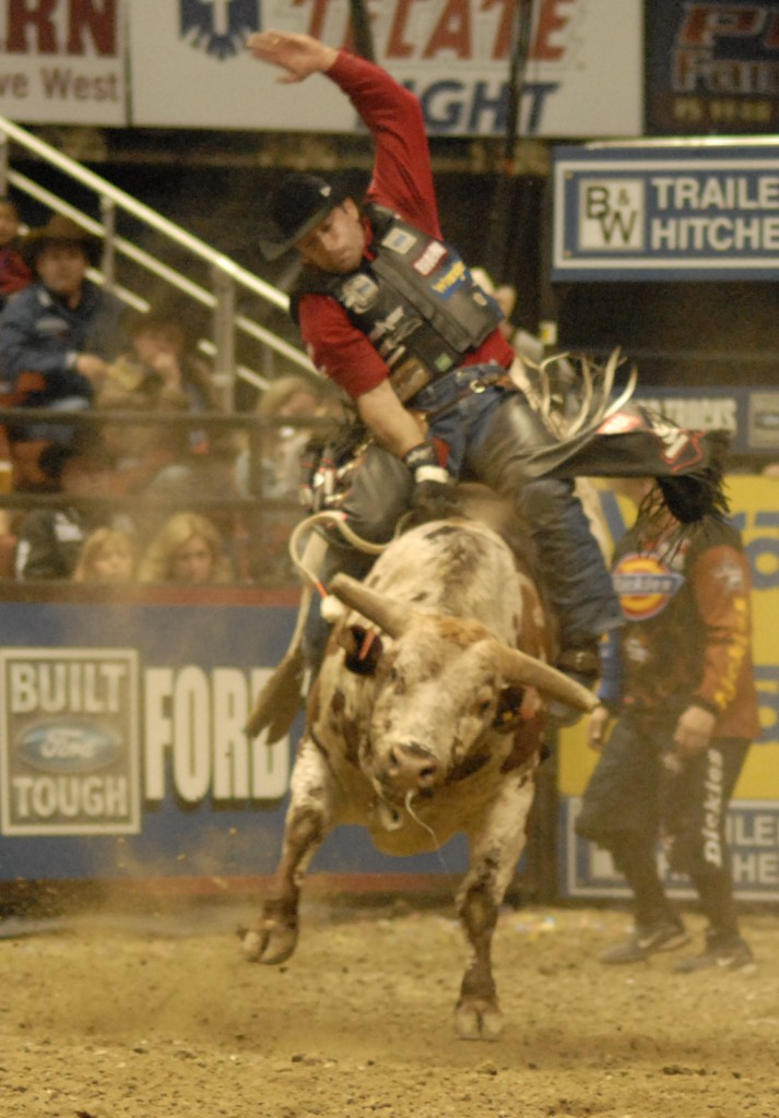 PBR Anaheim 2010 Night 1 © JB Brookman