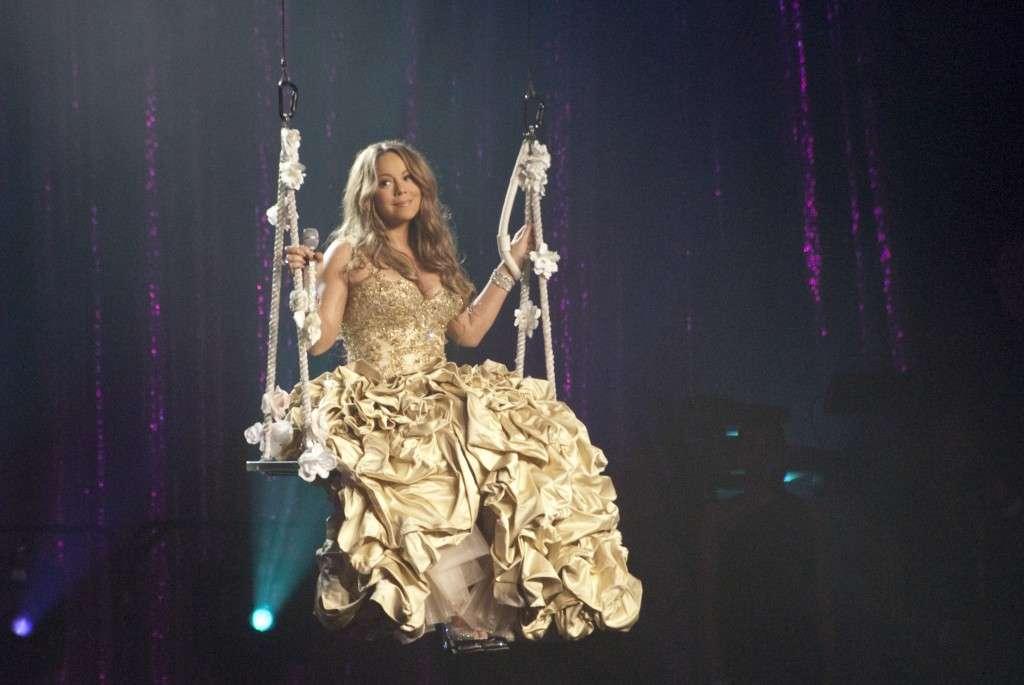 Mariah Carey By JB Brookman Hollywood Icon Magazine