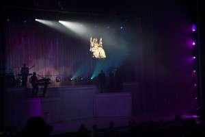 Mariah Carey Gibson Ampitheatre Los Angeles By JB Brookman Hollywood Icon Magazine