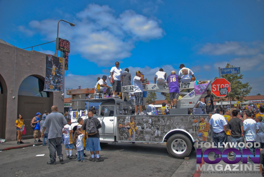 LA Lakers Championship Parade By JB Brookman-10 Final