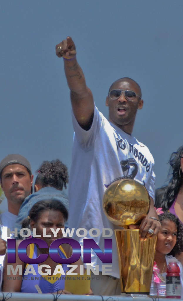 LA Lakers Championship Parade By JB Brookman-18 KOBE