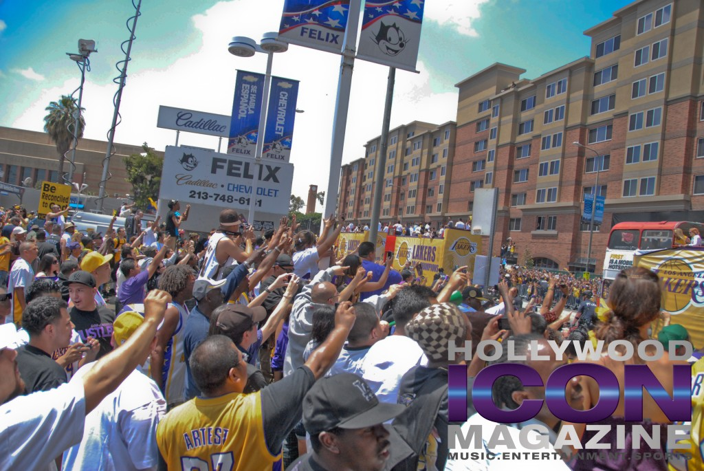 LA Lakers Championship Parade By JB Brookman-41 Parade