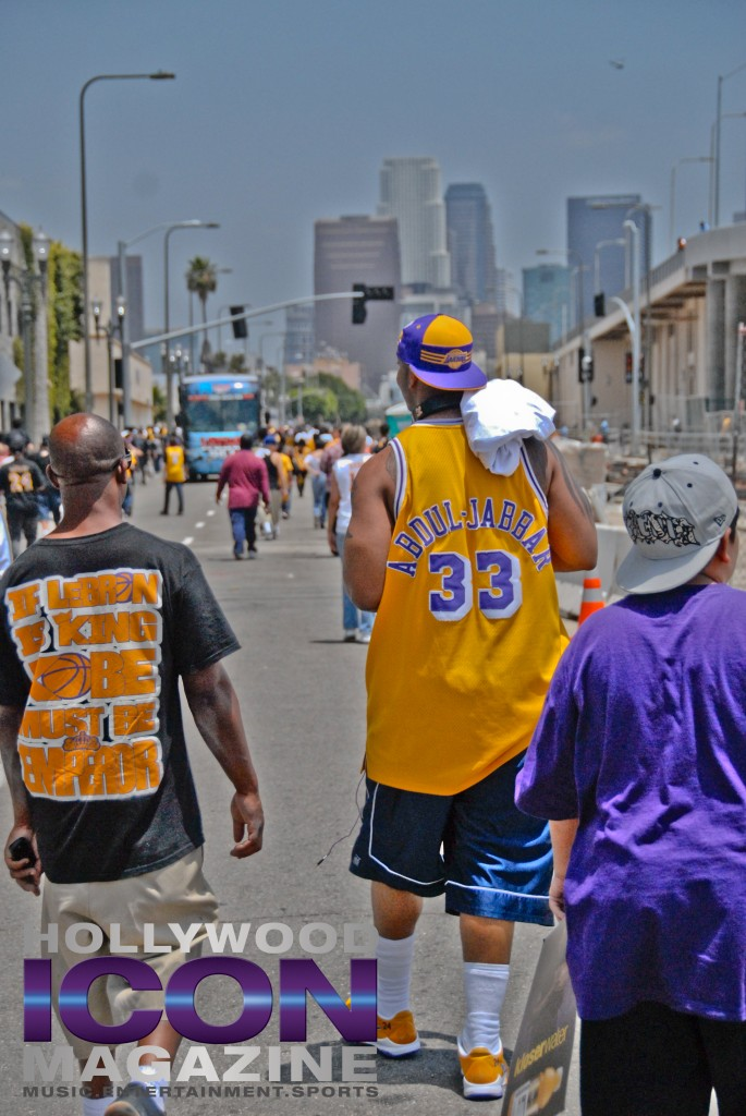 LA Lakers Championship Parade By JB Brookman-47 Laker Nation3