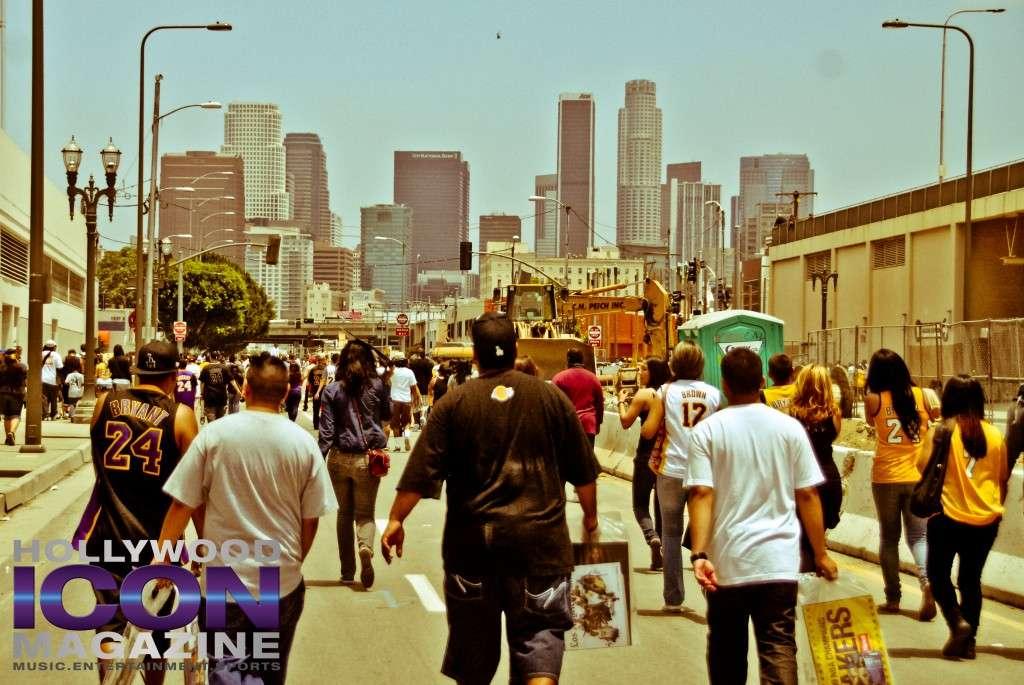 LA Lakers Championship Parade By JB Brookman-48 Laker Nation2