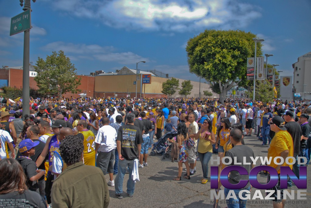 LA Lakers Championship Parade By JB Brookman-5 Final