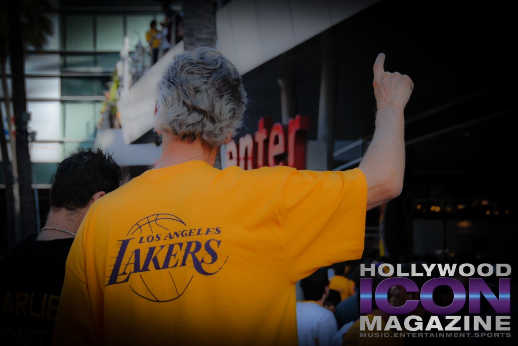 LA Lakers Game 7 Staples Center By JB Brookman-19 copy