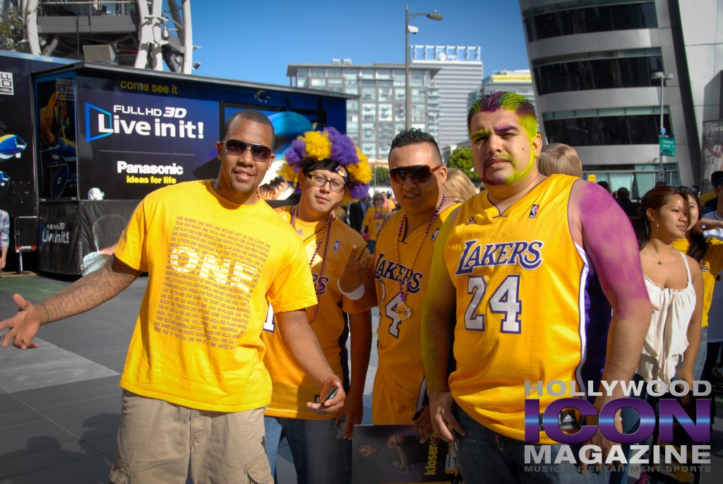 LA Lakers Game 7 Staples Center By JB Brookman-8 copy
