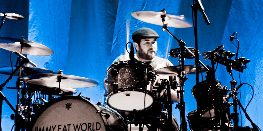 Zach Lind Jimmy Eat World Photo: JB Brookman