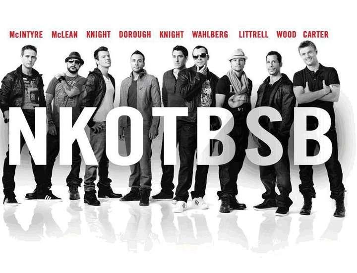 New Kids On The Block Backstreet Boys