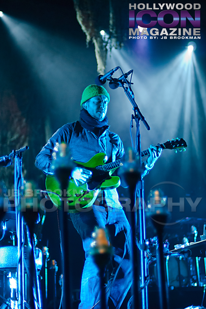 Bon Iver creates the perfect Santa Barbara vibe.  Photo: JB Brookman