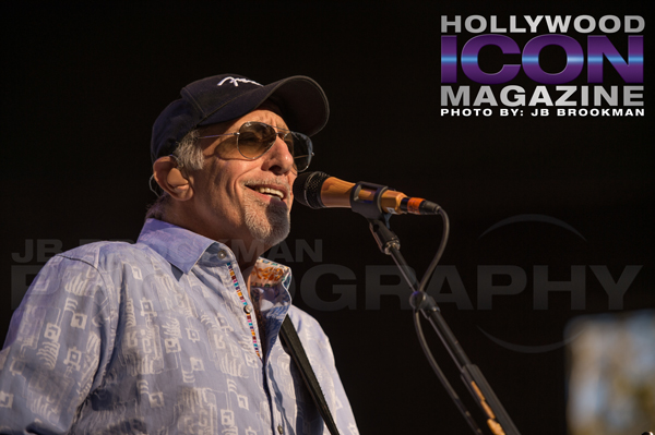 David Marks of The Beach Boys at the Santa Barbara Bowl.  Photo: JB Brookman