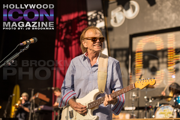 Al Jardine of The Beach Boys.  Photo: JB Brookman