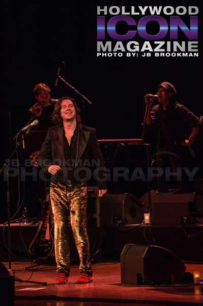 The Orpheum Theatre hosts Rufus Wainwright.  Photo: JB Brookman