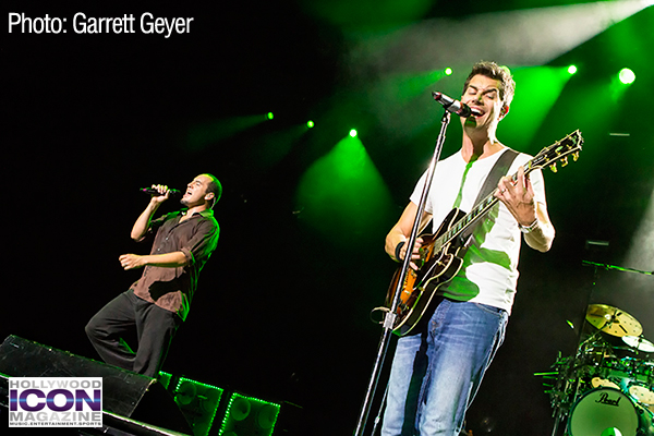311 plays their Unity Tour set at the Santa Barbara Bowl.  Photo: Garrett Geyer
