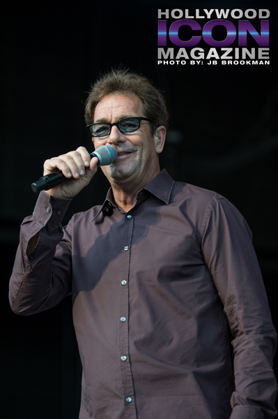 Huey Lewis & The News Santa Barbara Bowl.  Photo: JB Brookman