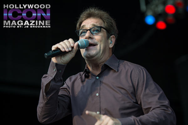 Huey Lewis & The News bring their pop-styled doo op to the Santa Barbara Bowl.  Photo: JB Brookman