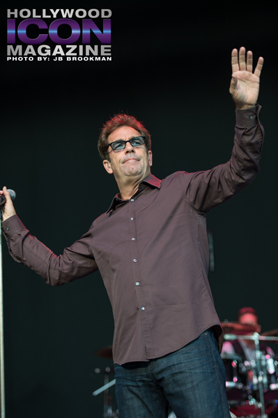 Huey Lewis- Heart and Soul in Santa Barbara.  Photo: JB Brookman