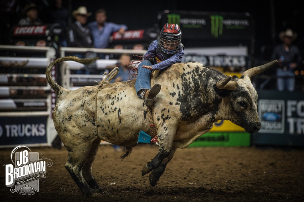 PBR Nashville at Bridgestone Arena.  Photo: John David Portraits