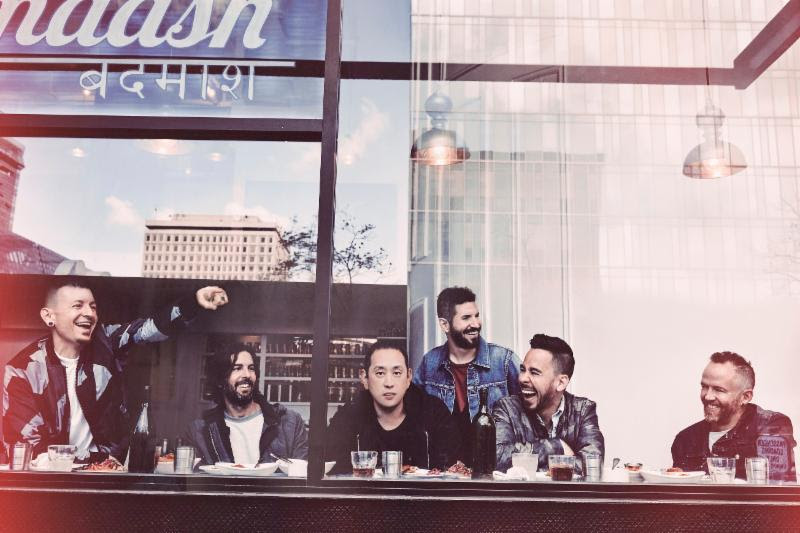 "LINKIN PARK FACEBOOK LIVE PERFORMANCE  OF NEW SINGLE ""HEAVY"" AND MORE TODAY @ 12:00PM PST"